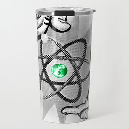 Cosmic Kharma Travel Mug