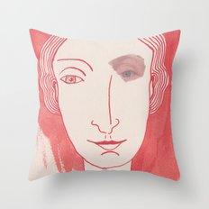 CARA I Throw Pillow
