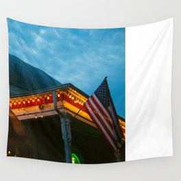 Roundhouse Wall Tapestry