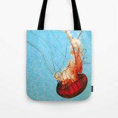 Sea Jelly Tote Bag