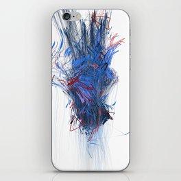 Unwelcome Gaze – Facebook 12 iPhone Skin