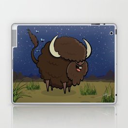 Bison Laptop & iPad Skin