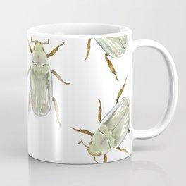 Chrysina Batesi Coffee Mug
