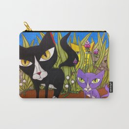 Spies Carry-All Pouch