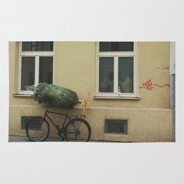 Christmas Tree Urban Rug