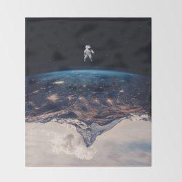 New Horizon Throw Blanket