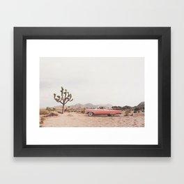 California Living Framed Art Print