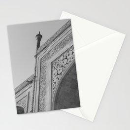 Mahal dreams Stationery Cards