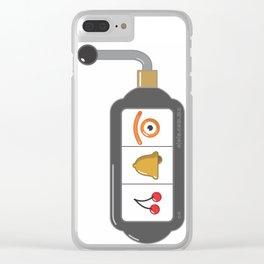 casino[jo] Clear iPhone Case