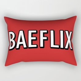 Baeflix Rectangular Pillow