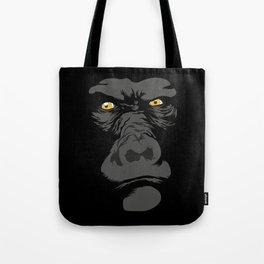 Gorila Eyes Tote Bag