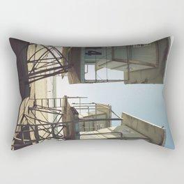 Oceanside Beach Rectangular Pillow