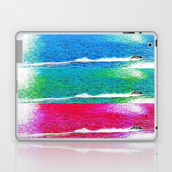Big Buzz Laptop & iPad Skin