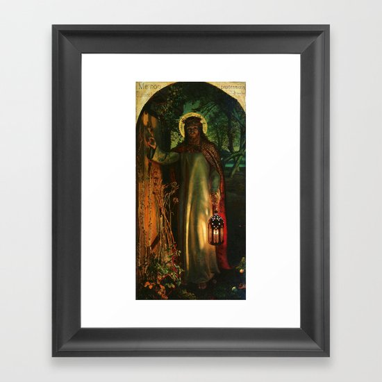 "William Holman Hunt ""The Light of the World"" by alexandra_arts"