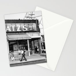 Katzs Deli NYC Stationery Cards