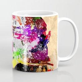 Big Mac Grunge Coffee Mug