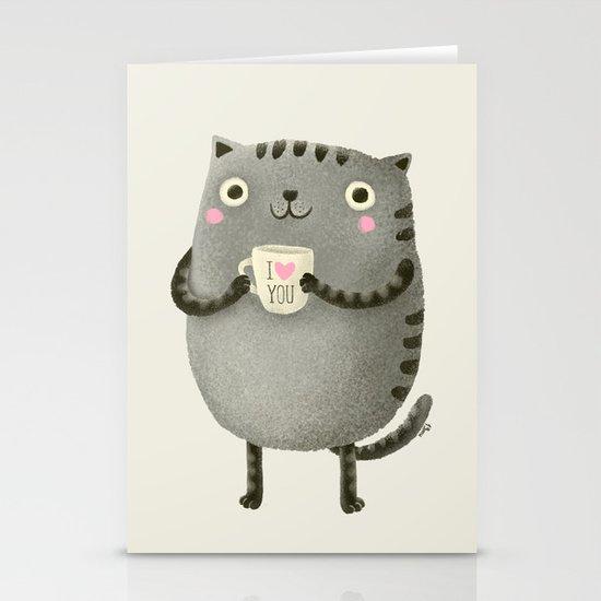 I♥you Stationery Cards