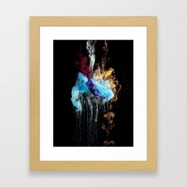 Creation - part 2 Framed Art Print