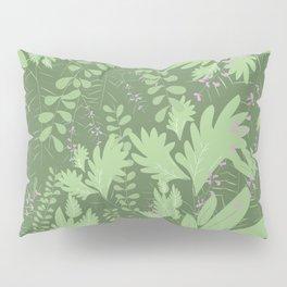 Herbal Jungle Pillow Sham