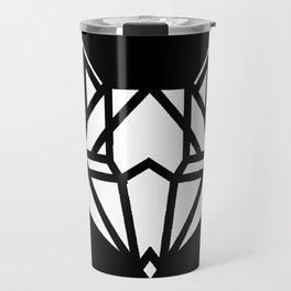 Web Fox Travel Mug
