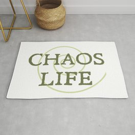 ChaosLife: The Print Rug