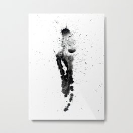 SHO Metal Print