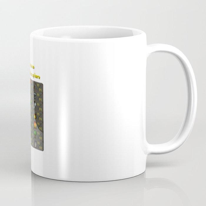 Runescape Coffee Mug