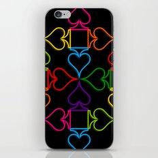As (Black) iPhone & iPod Skin