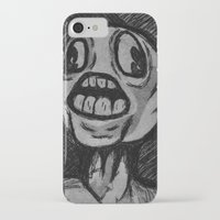 cabin pressure iPhone & iPod Cases featuring Pressure by JLRS