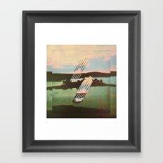 `Floreau~ Framed Art Print