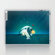 Astronaut Billards Laptop & iPad Skin