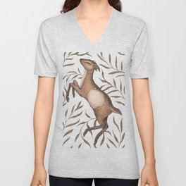 The Goat and Willow Unisex V-Neck
