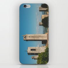 san gimignano, italy iPhone & iPod Skin