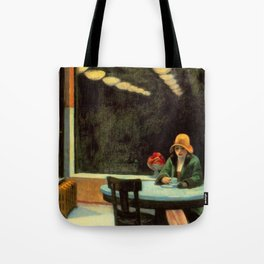 AUTOMAT - EDWARD HOPPER Tote Bag