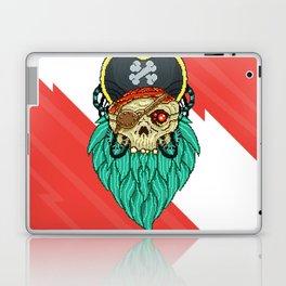 Pixel Pirate Laptop & iPad Skin