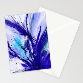 Organic Ecstasy No. 48e by Kathy Morton Stanion Stationery Cards