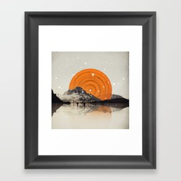 All We Have Is Now Framed Art Print
