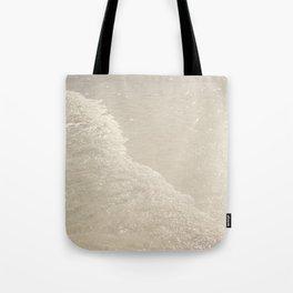 Sparkling Waves Tote Bag