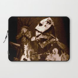 Jason Wing and the Bear Laptop Sleeve