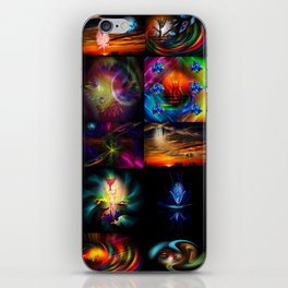 Collected Works iPhone Skin