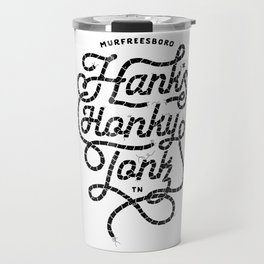 Hanks Honky Tonk Rope Travel Mug