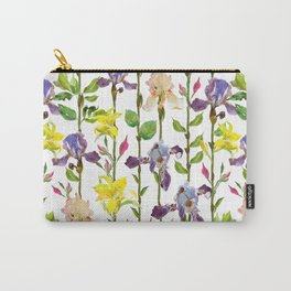 Wonderflowers Carry-All Pouch