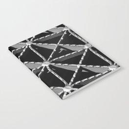 Grate Pattern Notebook