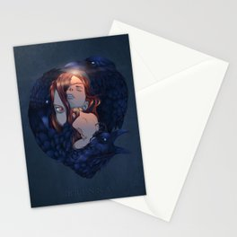 Dead Dreamer - Brenna Whit Stationery Cards