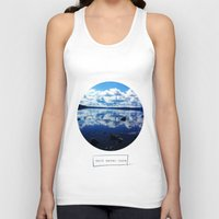 salt water Tank Tops featuring salt water cure by fluidgold