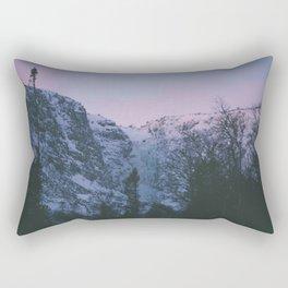 Frozen Njupeskär Rectangular Pillow