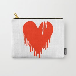 Melting Heart Carry-All Pouch