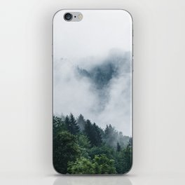 Moody Forest iPhone Skin