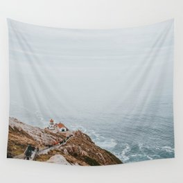 Point Reyes Lighthouse / California Wall Tapestry