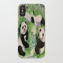bamboo orchestra iPhone Case